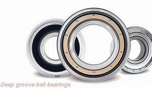 12 mm x 24 mm x 6 mm  skf 61901-2Z Deep groove ball bearings