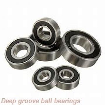 6 mm x 13 mm x 3.5 mm  skf W 618/6 Deep groove ball bearings