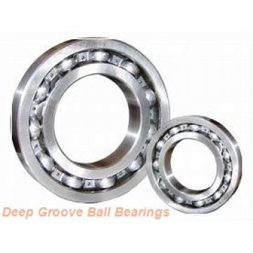 timken 6318-RS Deep Groove Ball Bearings (6000, 6200, 6300, 6400)