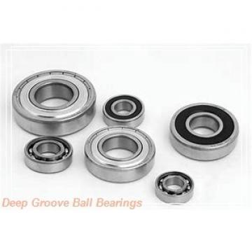 timken 6016-RS Deep Groove Ball Bearings (6000, 6200, 6300, 6400)