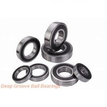 65 mm x 140 mm x 33 mm  timken 6313M-C3 Deep Groove Ball Bearings (6000, 6200, 6300, 6400)