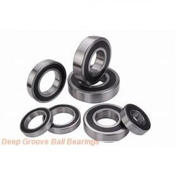 timken 6317M-2RS Deep Groove Ball Bearings (6000, 6200, 6300, 6400)