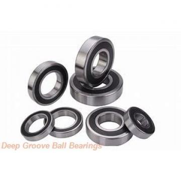timken 6315-Z-NR Deep Groove Ball Bearings (6000, 6200, 6300, 6400)