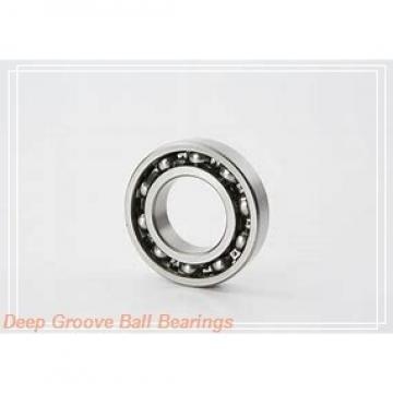 65 mm x 140 mm x 33 mm  timken 6313-RS Deep Groove Ball Bearings (6000, 6200, 6300, 6400)