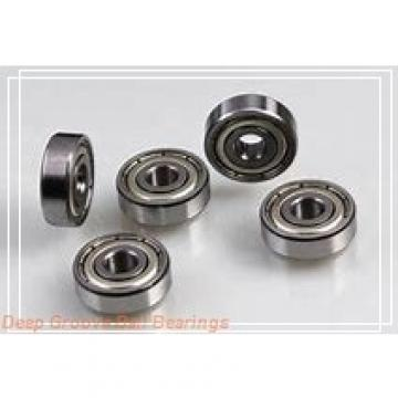 timken 6340M Deep Groove Ball Bearings (6000, 6200, 6300, 6400)