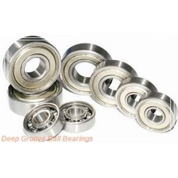 timken 6316-RS-C4 Deep Groove Ball Bearings (6000, 6200, 6300, 6400)